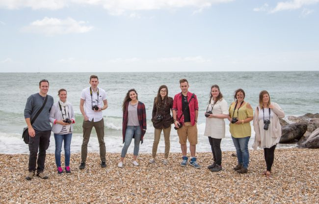 Strong Island Photography Walkshop - Hayling Island