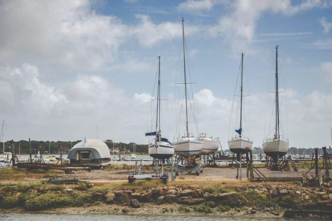 Strong Island Photography Walkshop - Nautical Itchenor