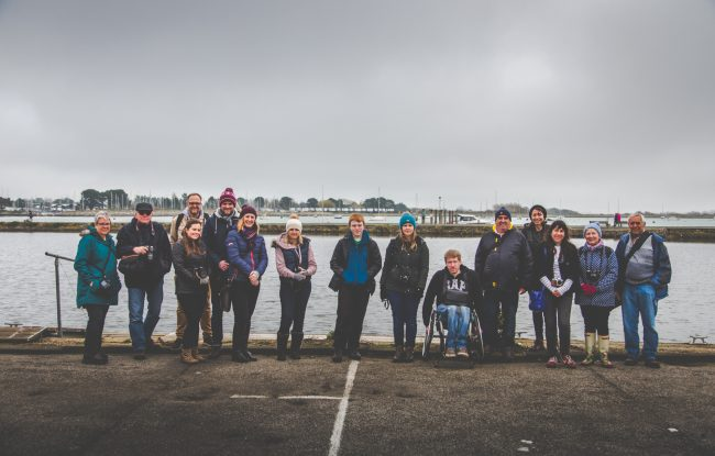 Strong Island Photography Walkshop - Emsworth