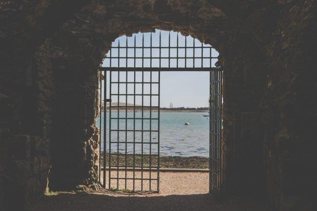 Strong Island Photography Walkshop - Portchester Castle