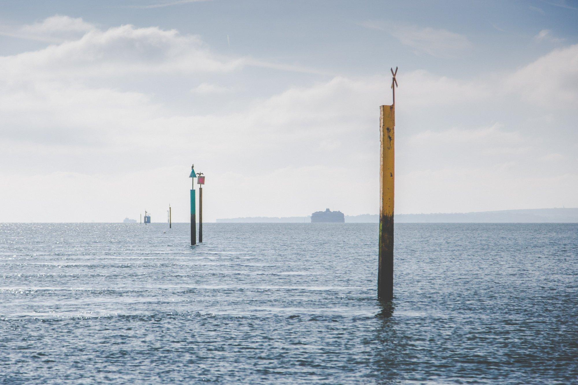 Strong Island Photo Walkshop - Southsea Seafront