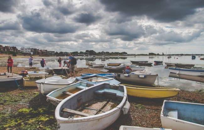 Strong Island Photography Walkshop - Emsworth (with CHC)